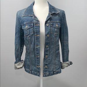 Tommy Hilfiger Jean Jacket Size Medium